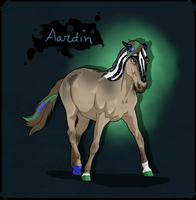 5576 NGS Aardin - Veletar Stallion by KimboKah