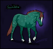 5636 NGS Skadiddle* - Gerule Stallion by KimboKah