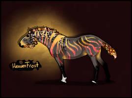 K5673 NGS HeavenFrost - Multiple Mutation Stallion by KimboKah