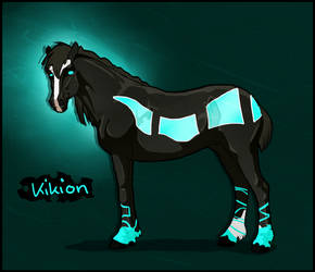 K755 NGS Kikion - Cervus Stallion by KimboKah