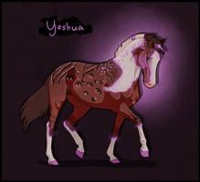 K2389 NGS Yoshua - LiveWire Taguar Stallion by KimboKah