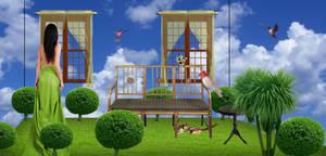 Dream World by Mumtazzaidi