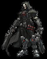 Reaper - Overwatch by PlanK-69