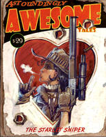 Awesome Tales #2 Book - Fallout 4 by PlanK-69