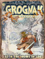 Grognak August Issue Book - Fallout 4 by PlanK-69