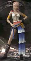 Sphere Hunter - Final Fantasy Lightning Returns by PlanK-69
