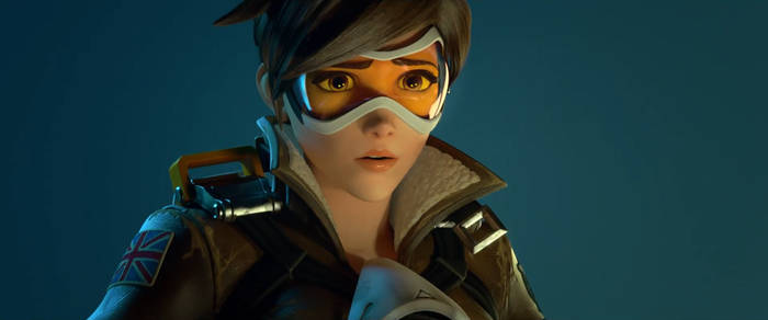 Tracer - Overwatch by PlanK-69