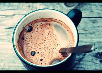 Coffee break by Rouge07