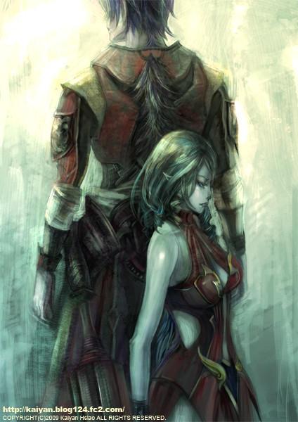 Aion by HsiaoKAI