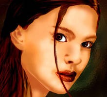 Natalie Portman by zxwart