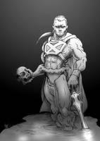 He-Man by zxwart