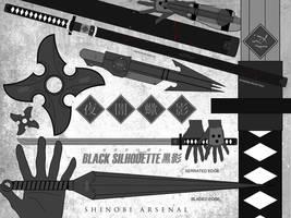 Modern Shinobi Arsenal by exokopaka