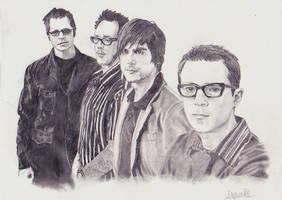Weezer 2005 by fading-innocence