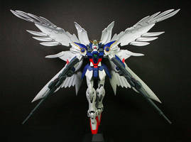 A Wing Swept Down by kikomachi