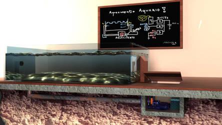 Aquarium Heat by Marotto