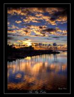 The Sky Calm by Jurnov