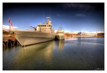 War dock by Jurnov