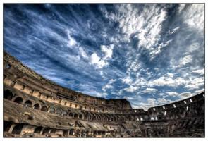 Roman Coliseum by Jurnov