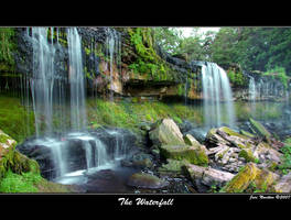 The Waterfall by Jurnov