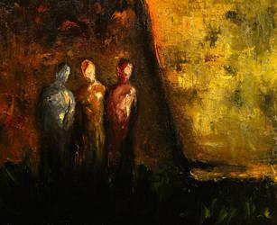 The Three by DeLumine