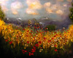 Flowers In The Valley by DeLumine
