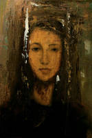 Tam - Speed Portrait in Oil by DeLumine