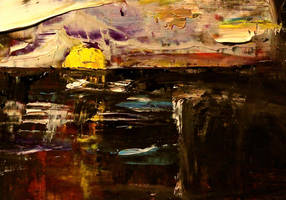 Abstract Landscape 82716 by DeLumine