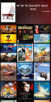 Top 19 Favorite Movies by thearist2013