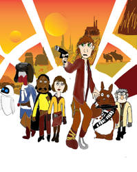 Solo recast poster by thearist2013