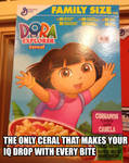 Dora the ceral by thearist2013