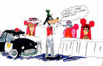 House of Mouse Order for the Sherif by thearist2013