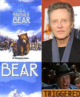 What triggers Christopher Walken by thearist2013