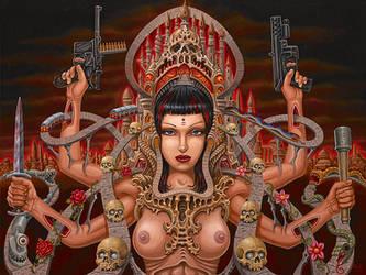Kali Koaster by tat2pooch