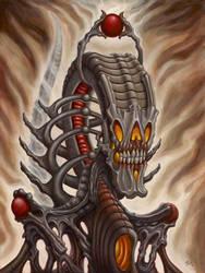 Demon 2 by tat2pooch