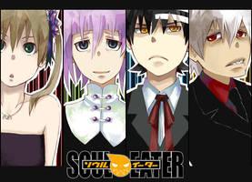 BOOKMARKS: Soul Eater by semokan