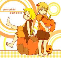 pumpkin pumpkin by semokan