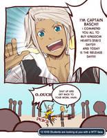KHS:Captain Basch by semokan