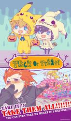 Happy Halloween 2017 by semokan