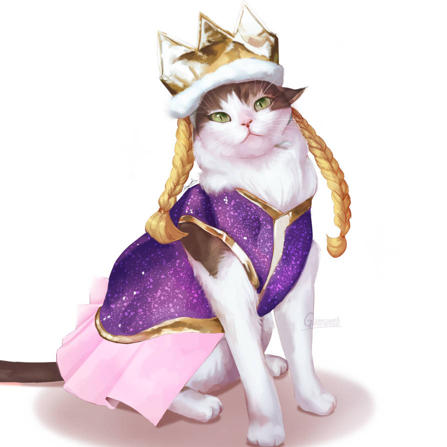Princess Menchie! by Glamra