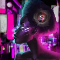 Mind's Eye by Glamra