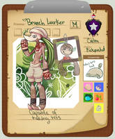 Branch Lurker - Armonia by EraGam