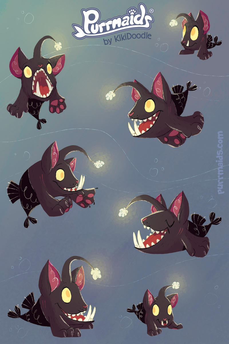 Bombangler Sticker Sheet by kiki-doodle