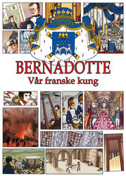 Poster for Bernadotte comic by Aeonna