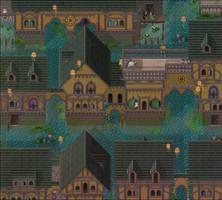 RPG Maker - Venice of elsewhere... by AlJeit