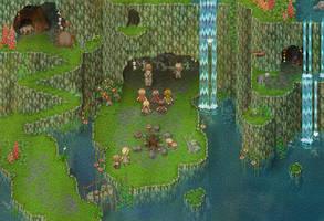 RPG Maker - A Prehistoric Lesson by AlJeit