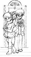 seasons greetings n_n by nelli-sama