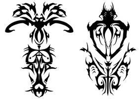 Morag Tong tatoos by Shamusu