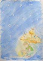 Les hommes de pluie by Nooknook