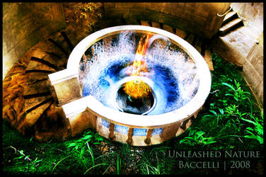 Unleashed Nature by Baccelli