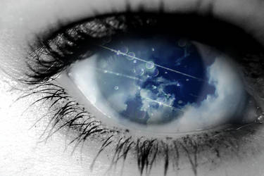 The eye of a dreamer. by kimi-ga-ireba